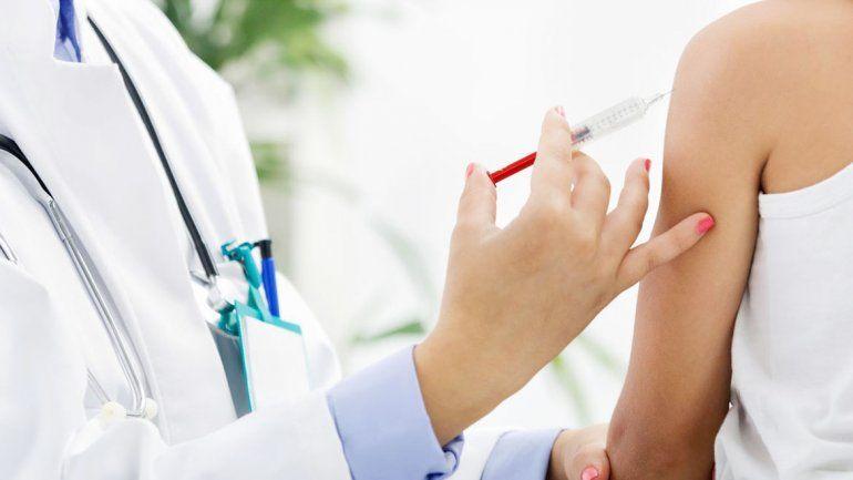Llegaron las nuevas vacunas a Neuquén .