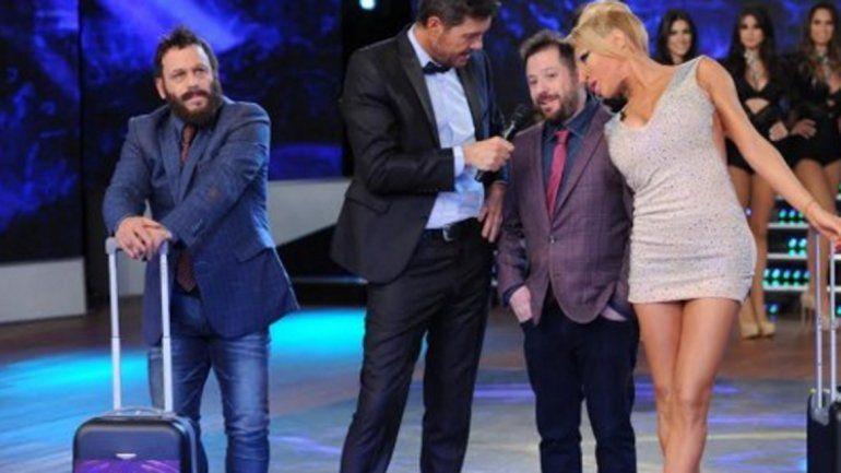 José Ottavis y su doble pelearon por el amor de Vicky Xipolitakis