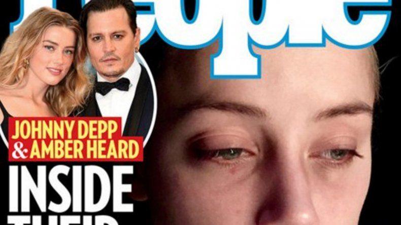 En la portada de la revista People