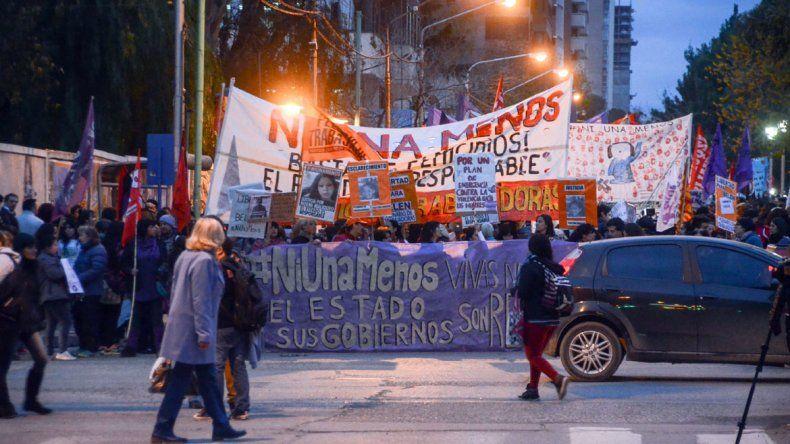 #NiUnaMenos, un grito que se escuchó en cada rincón del país