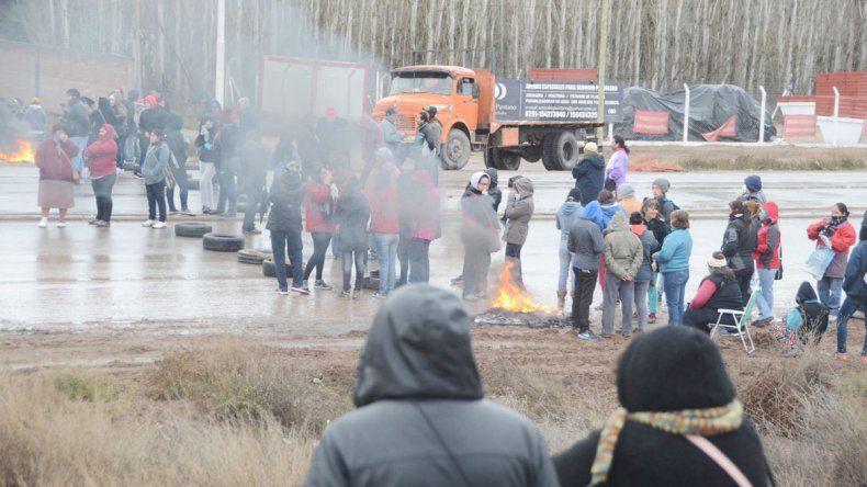 El Gobierno responsabiliza a Molina de instigar el corte de la Ruta 7