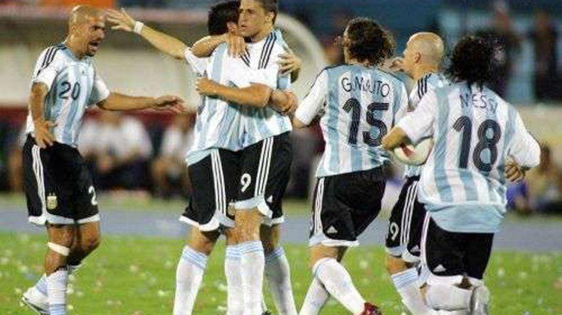 2007: paliza a los yanquis (4 a 1)