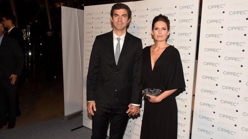 Isabel y Juan Manuel se conocieron el 12 de febrero de este año.
