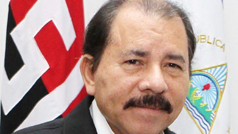 Daniel Ortega gobierna Nicaragua desde 2007 y va por otro mandato.