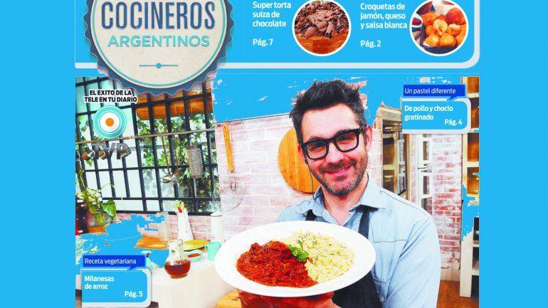 Cocineros Argentinos tiene ideas geniales para tus comidas