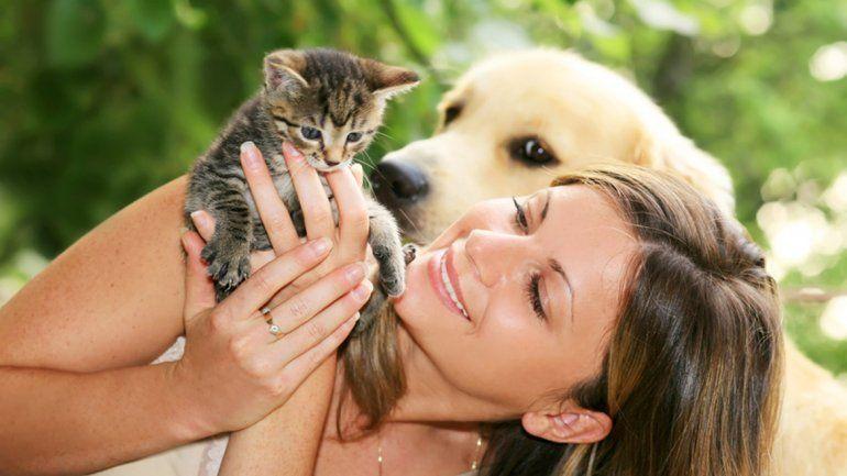 Muchas personas eligen compartir su vida con un perro o un gato