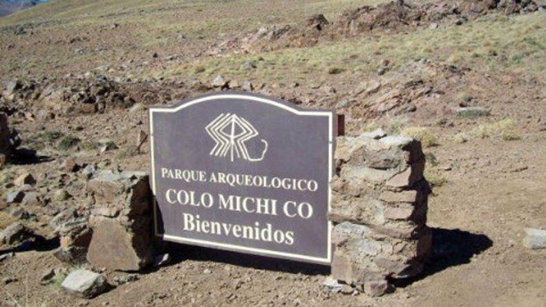 Se accede al parque a través de las rutas provinciales Nº 43 y Nº 39.