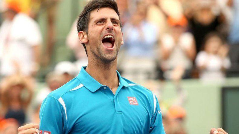 Novak Djokovic. El serbio quiere cerrar el año con el oro en los Juegos Olímpicos de Río y el abierto de Wimbledon.