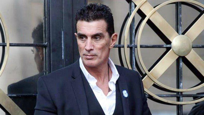 El ex custodio de Ricardo Fort declaró en el sanatorio.
