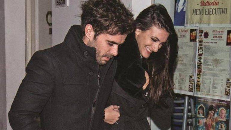 Nicolás Cabré se volvió a enamorar