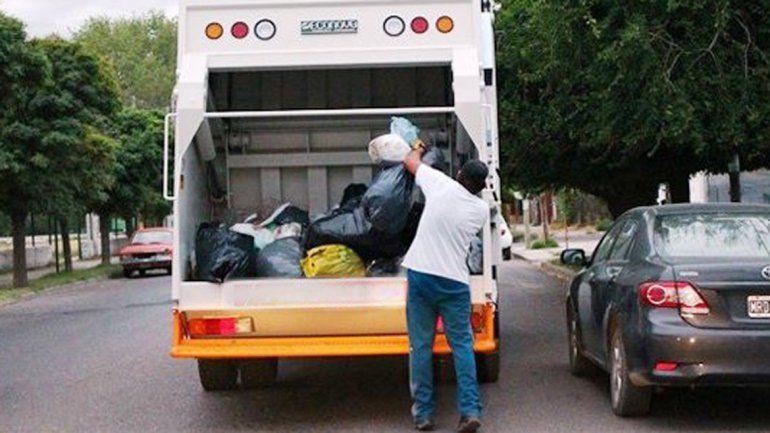 La recolección de basura es un gran problema en la ciudad.
