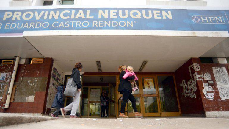 El hospital Castro Rendón es el más importante de la provincia y necesita ampliar algunos servicios.