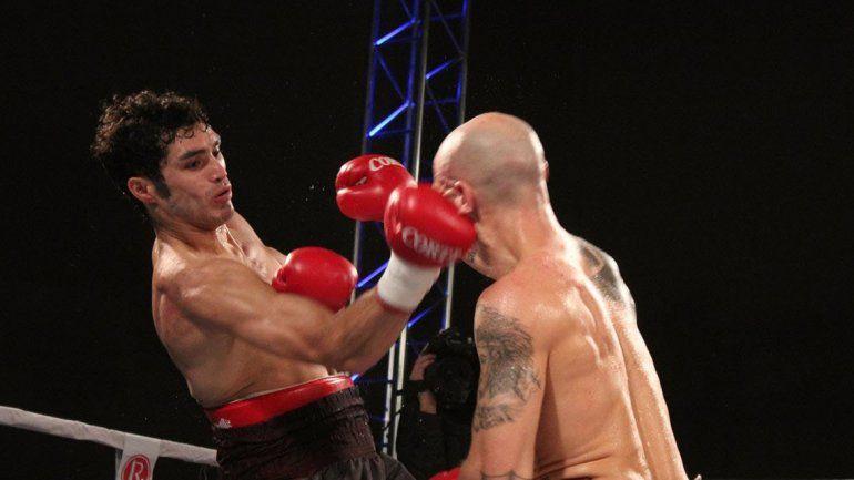 Mauro Godoy quiere foguearse para pelear por el título latino.