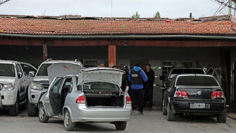 Clausuraron preventivamente un local en Independencia y Avellaneda.