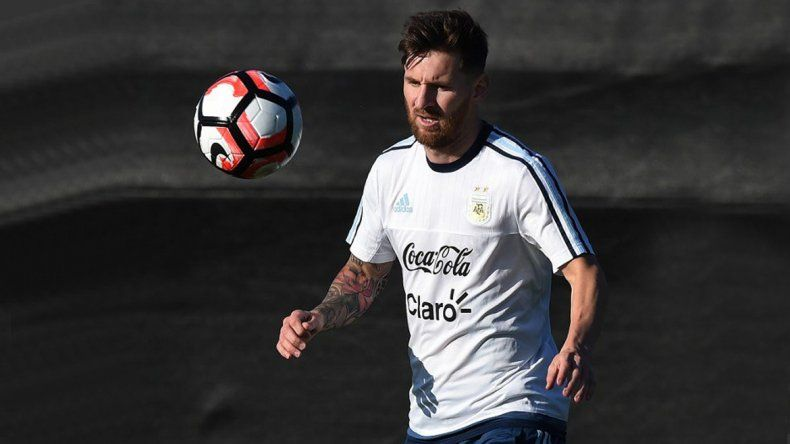 Martino confirmó a Messi como titular contra Panamá