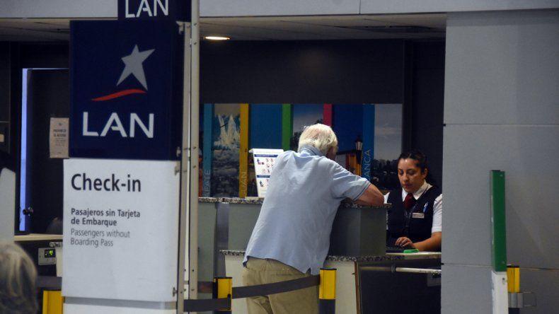 Sin vuelos en todo el país por 48 horas