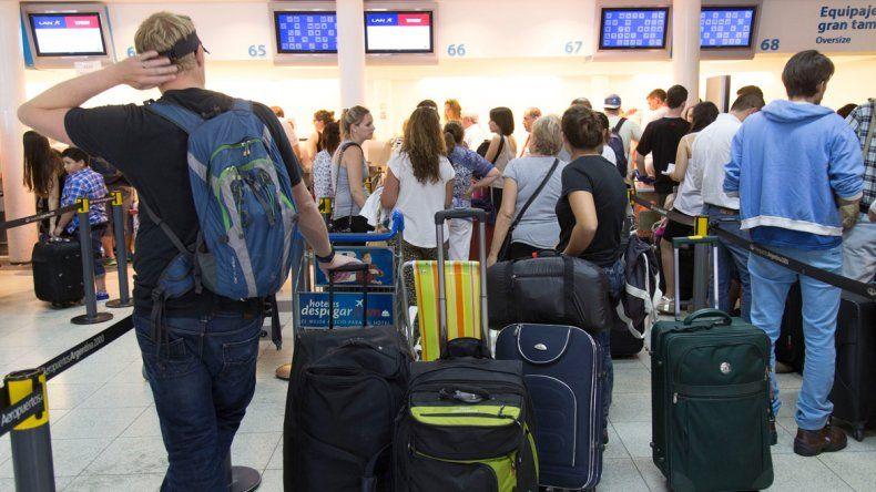 El Aeroparque metropolitano concentra las principales operaciones del país.