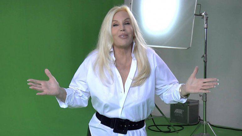 Susana regresará a la TV el 3 de julio a las 21:30 y es probable que toque el tema en vivo.
