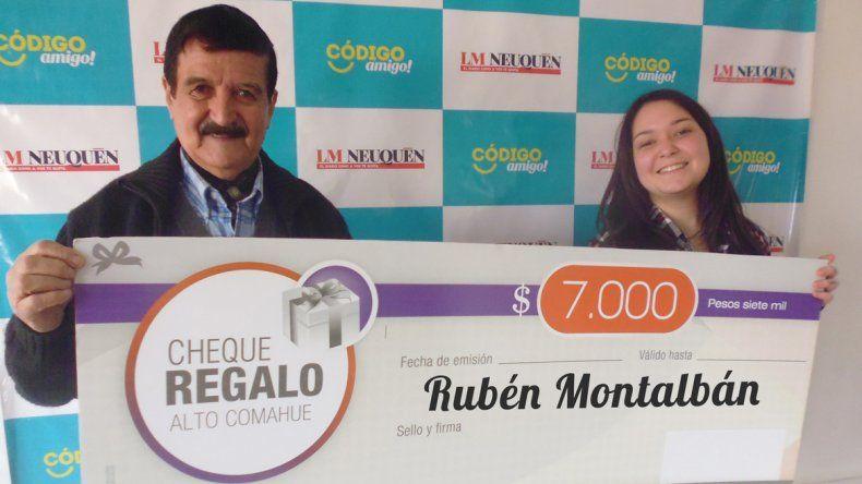 Rubén Guillermo Montalbán