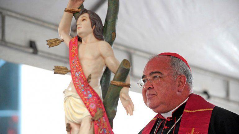 El arzobispo de Río de Janeiro