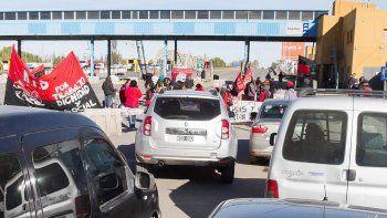 El MTD y la cooperativa 127 Hectáreas reclaman por obra pública