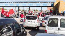 el mtd y la cooperativa 127 hectareas reclaman por obra publica
