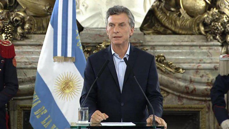 Operaron a Macri y ahora deberá hacer reposo