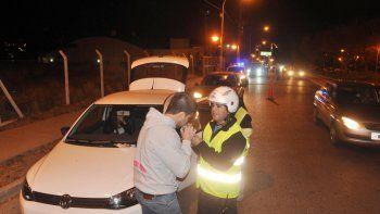 Secuestraron 22 vehículos por alcoholemia positiva en la ciudad