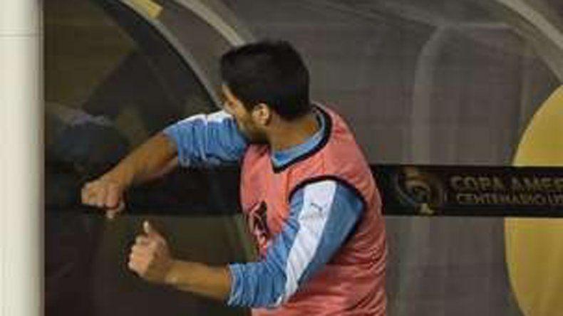 La no inclusión de Suárez generó polémicas y la reacción del 9.