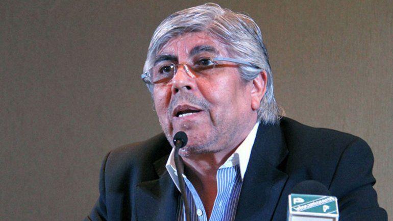 Acusan a Hugo Moyano y al gremio de Camioneros por lavado de dinero
