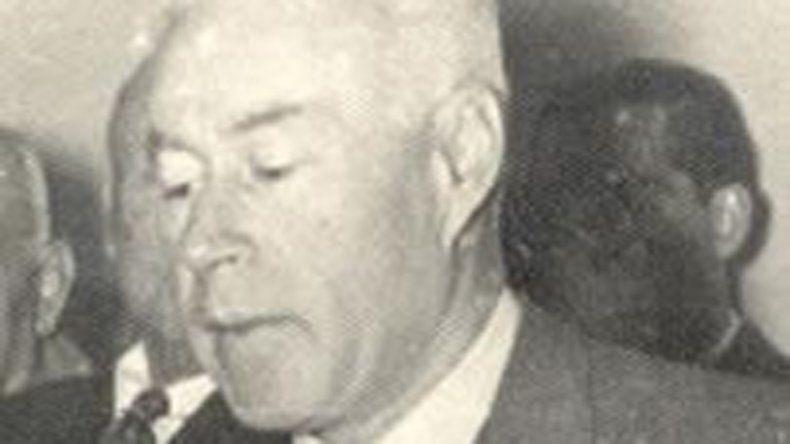 Edelman fue el primer gobernador constitucional neuquino.