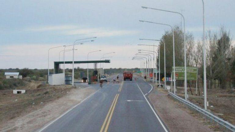 El accidente ocurrió en el distrito de Cochico.
