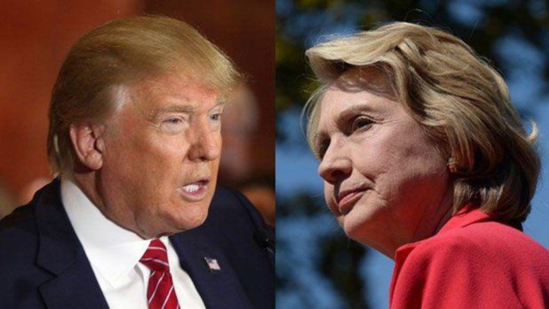 Provocador como siempre, Trump dijo que Hillary es el diablo
