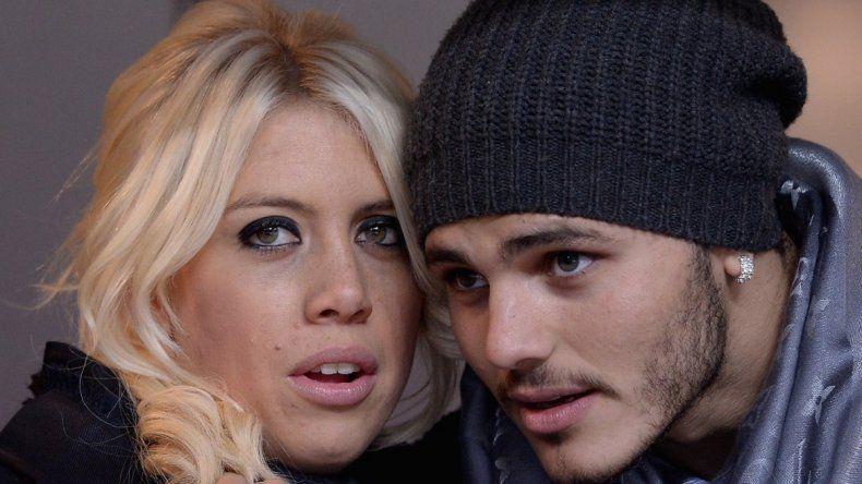 Wanda Nara defendió a su marido de los dichos de Maradona