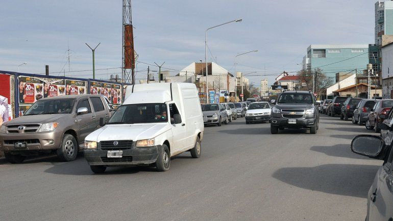 Hay 30 mil autos que circulan por Neuquén y pagan patentes en otras ciudades