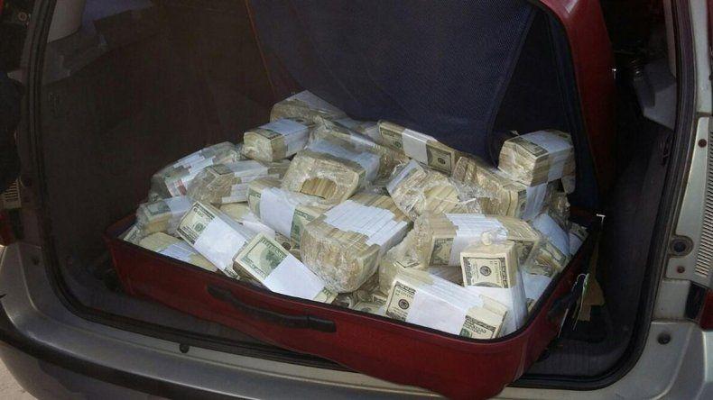 El ex vice de Obras Públicas de De Vido fue detenido cuando intentaba enterrar 8,5 millones de dólares en un monasterio