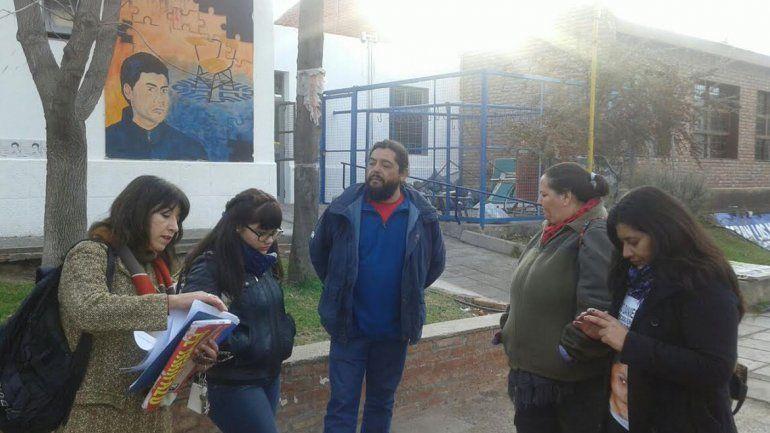 Movilización a 13 años de la desaparición de Sergio Ávalos