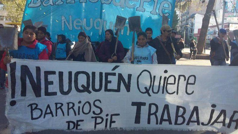 Barrios de Pie adelantó que el jueves cortará el tránsito en los puentes