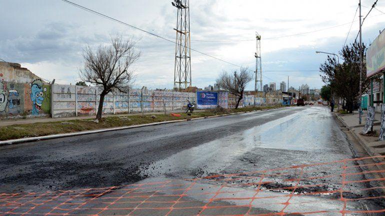 Las obras se realizaron en Linares