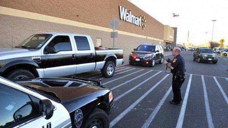El tiroteo fue en Amarillo