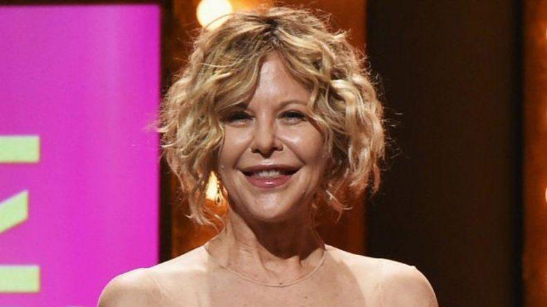 La famosa actriz se vio desfigurada en los premios Tony.