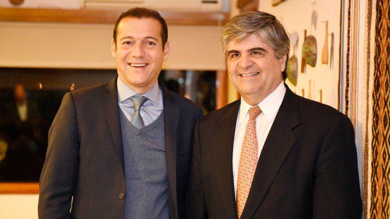 El mandatario provincial y el presidente de la compañía se reunieron el lunes en Buenos Aires.