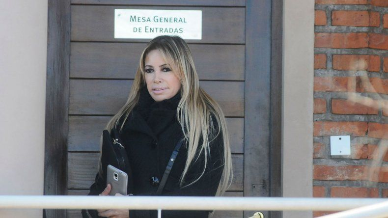 La abogada Fernanda Herrera