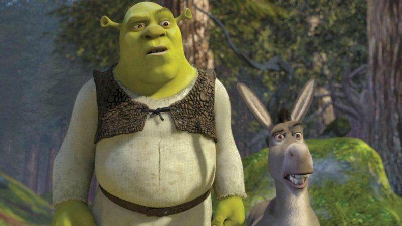 Shrek y sus amigos Burro y Gato con Botas conquistaron al público desde la primera entrega de la saga.