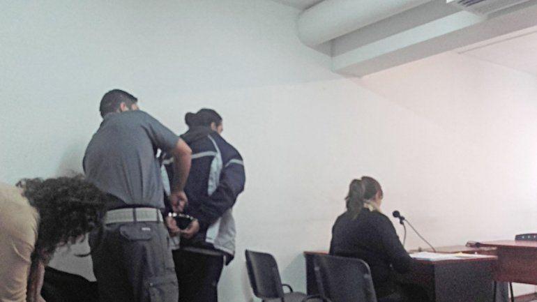 Sergio Rubén Tolaba intentó atacar a su ex con un hacha