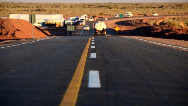 Un choque frontal en la ruta del petróleo se cobró otra vida