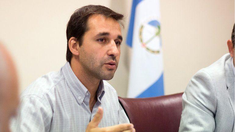 Domínguez aseguró que las obras de Quiroga no tienen transparencia