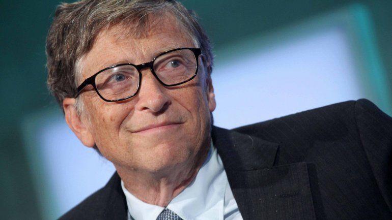Bill Gates quería quedar bien