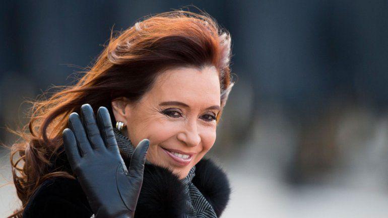 CFK: No fui yo quien le dio ese dinero