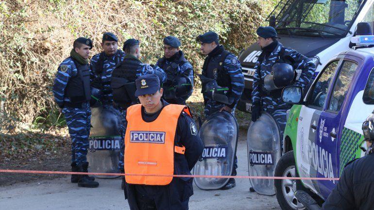 Policías de la Bonaerense